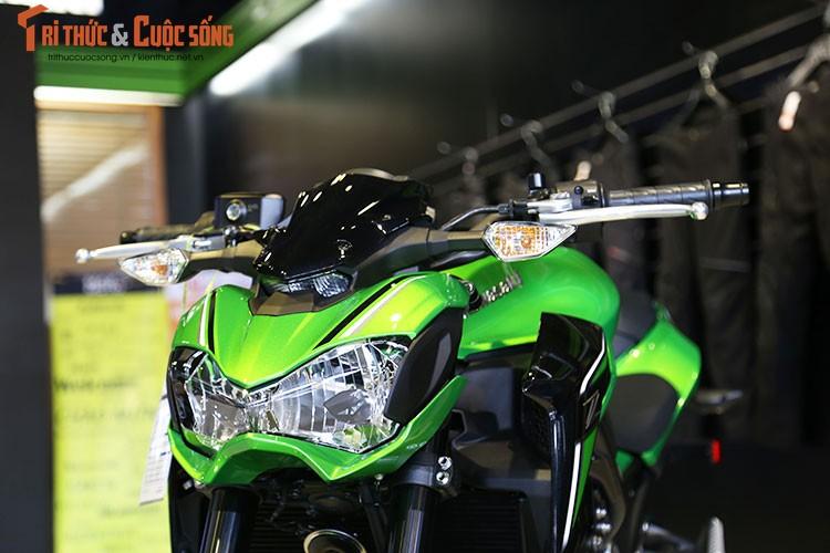 Kawasaki Viet Nam ra mat Z900