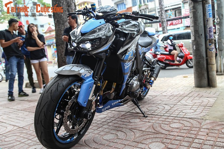 Kawasaki Z1000 do doc don Tet Dinh Dau 2017-Hinh-10