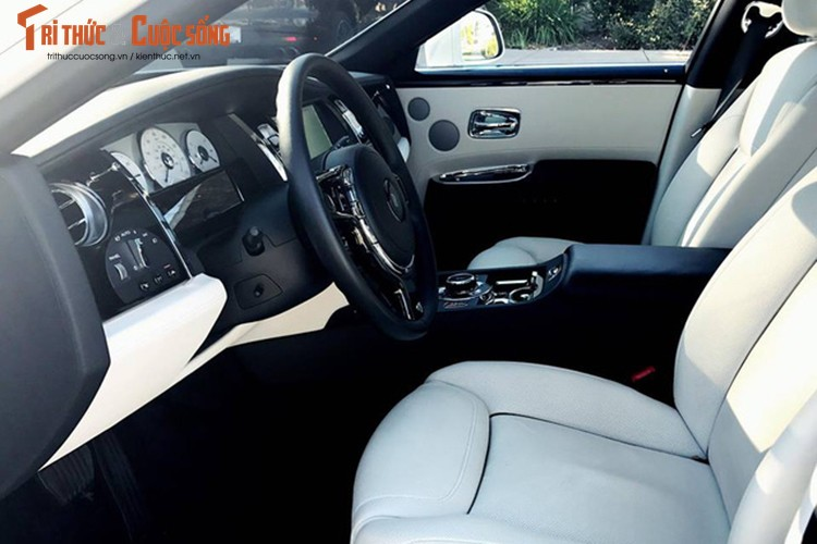Rolls-Royce Ghost gia 42 ty dong ve Viet Nam ngay can Tet-Hinh-5
