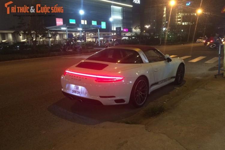 Tay choi Sai thanh chi 8,9 ty tau Porsche 911 choi Tet-Hinh-2