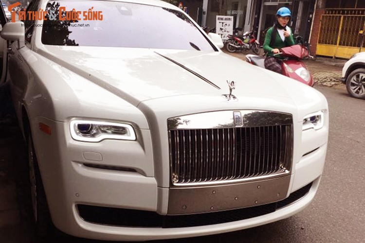 Rolls-Royce Ghost 42 ty ve Nghe An don Tet Dinh Dau-Hinh-2
