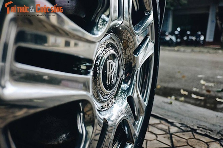 Rolls-Royce Ghost 42 ty ve Nghe An don Tet Dinh Dau-Hinh-6