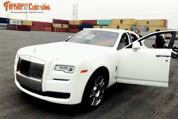 Rolls-Royce Ghost 42 ty ve Nghe An don Tet Dinh Dau-Hinh-9