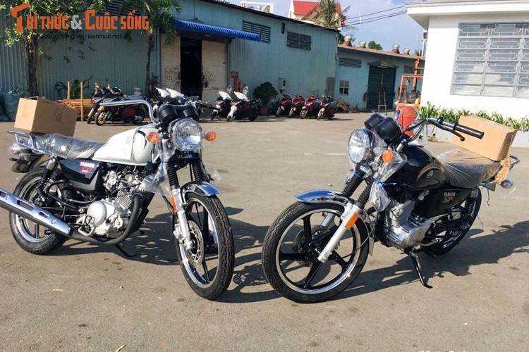 """""""Xe Tau"""" Yamaha YB125SP gia hon 40 trieu ve VN-Hinh-10"""