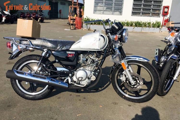 """""""Xe Tau"""" Yamaha YB125SP gia hon 40 trieu ve VN-Hinh-2"""
