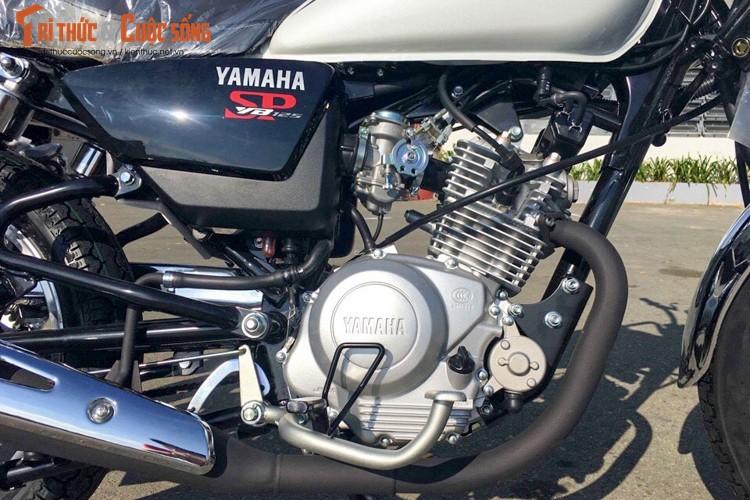 """""""Xe Tau"""" Yamaha YB125SP gia hon 40 trieu ve VN-Hinh-9"""