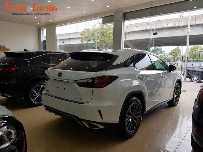 """""""Soi"""" Lexus RX 350 F-Sport 2017 gia 4,3 ty tai Ha Noi-Hinh-11"""