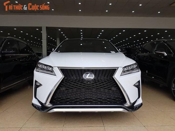 """""""Soi"""" Lexus RX 350 F-Sport 2017 gia 4,3 ty tai Ha Noi-Hinh-2"""
