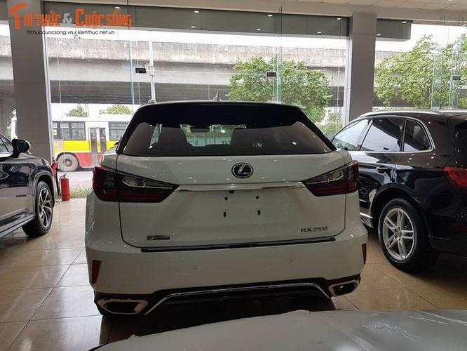 """""""Soi"""" Lexus RX 350 F-Sport 2017 gia 4,3 ty tai Ha Noi-Hinh-5"""