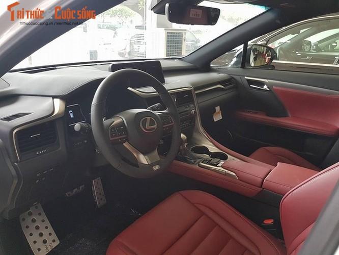 """""""Soi"""" Lexus RX 350 F-Sport 2017 gia 4,3 ty tai Ha Noi-Hinh-7"""