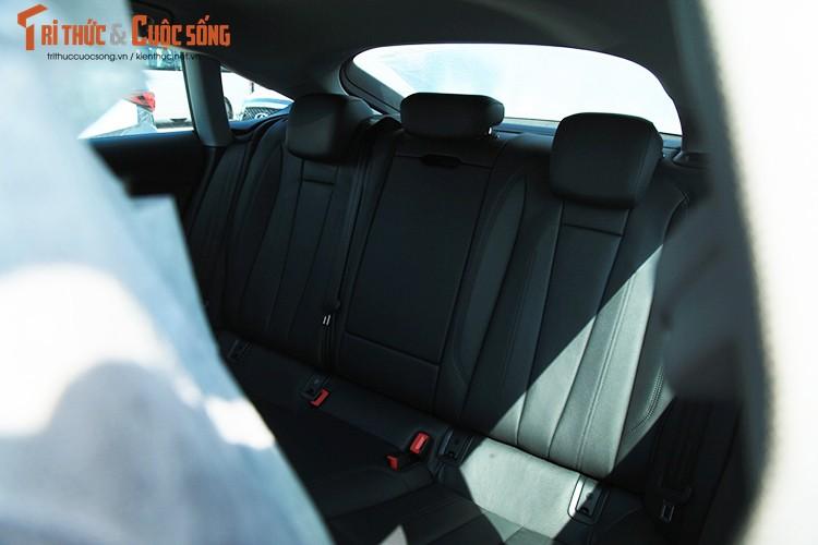 """Dap thung"" dan xe sang Audi A5 Sportback moi tai Sai Gon-Hinh-10"