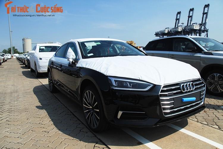 """Dap thung"" dan xe sang Audi A5 Sportback moi tai Sai Gon-Hinh-12"