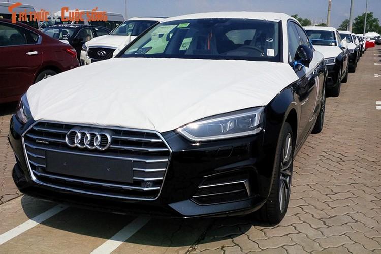 """Dap thung"" dan xe sang Audi A5 Sportback moi tai Sai Gon-Hinh-3"