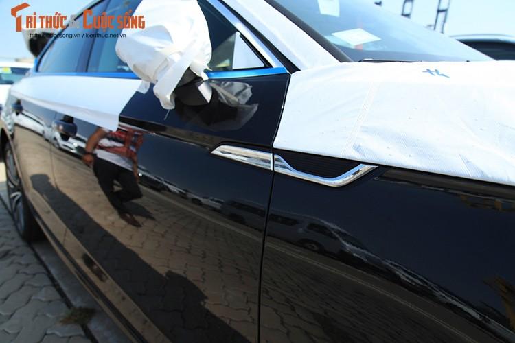 """Dap thung"" dan xe sang Audi A5 Sportback moi tai Sai Gon-Hinh-5"