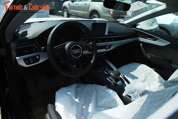 """Dap thung"" dan xe sang Audi A5 Sportback moi tai Sai Gon-Hinh-7"