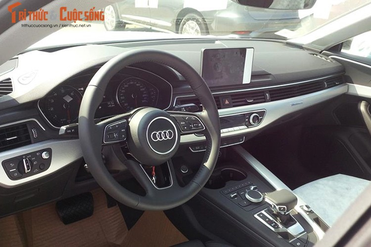 """Dap thung"" dan xe sang Audi A5 Sportback moi tai Sai Gon-Hinh-8"