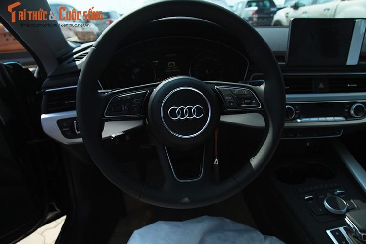 """Dap thung"" dan xe sang Audi A5 Sportback moi tai Sai Gon-Hinh-9"