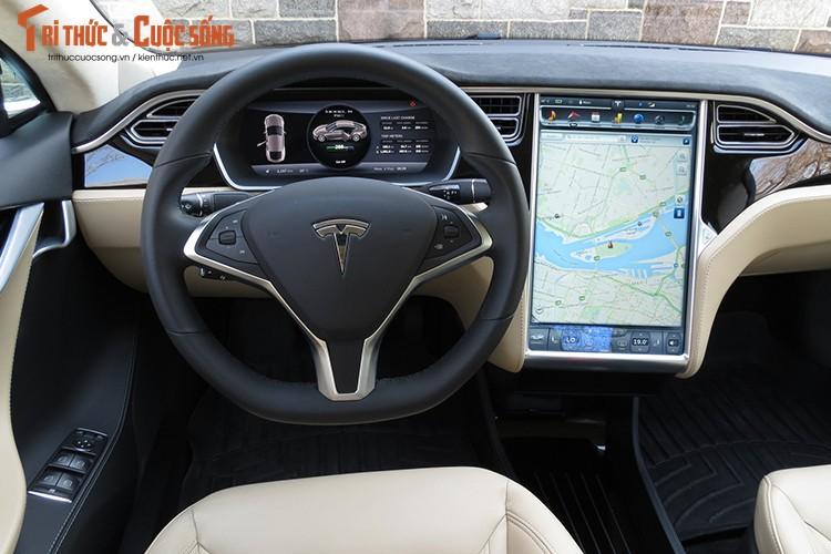 "Can canh sieu ""xe hop"" chay dien Tesla Model X tai VN-Hinh-4"