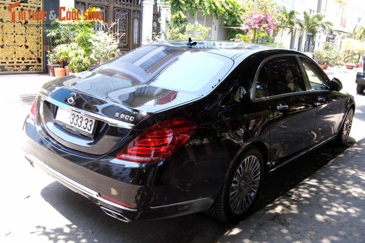 "Loat xe Mercedes-Maybach S600 tien ty ""bien khung"" tai VN-Hinh-12"