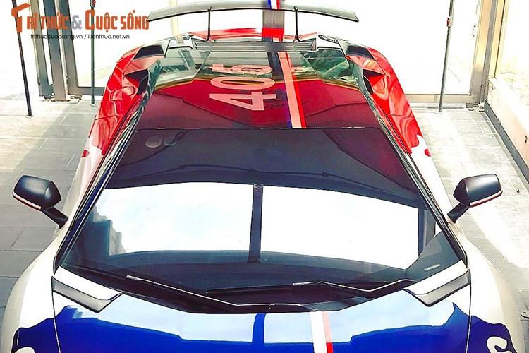 Lamborghini Aventador SV 35 ty cua Minh Nhua khoe ao moi-Hinh-2