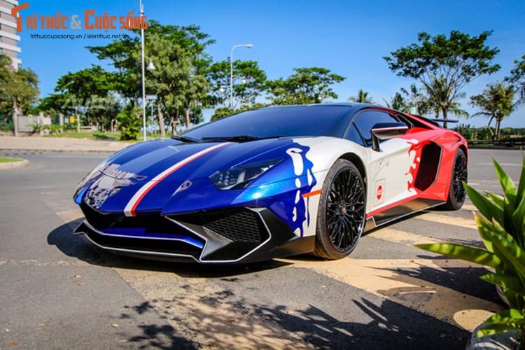 Lamborghini Aventador SV 35 ty cua Minh Nhua khoe ao moi-Hinh-7
