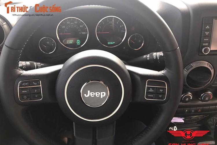 """Soi"" Jeep Wrangler Unlimited Lifted gia 2,9 ty tai Da thanh-Hinh-7"