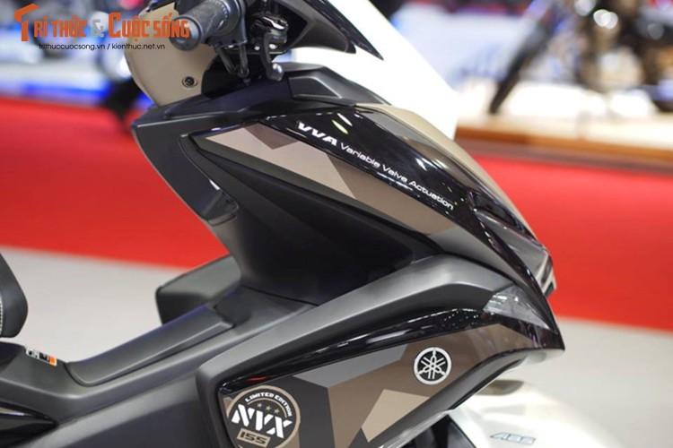 """Yamaha Viet Nam ra mat NVX 155 """"phuoc khong cong""""-Hinh-4"""