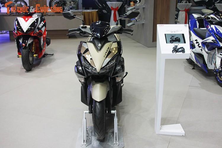 """Yamaha Viet Nam ra mat NVX 155 """"phuoc khong cong"""""""