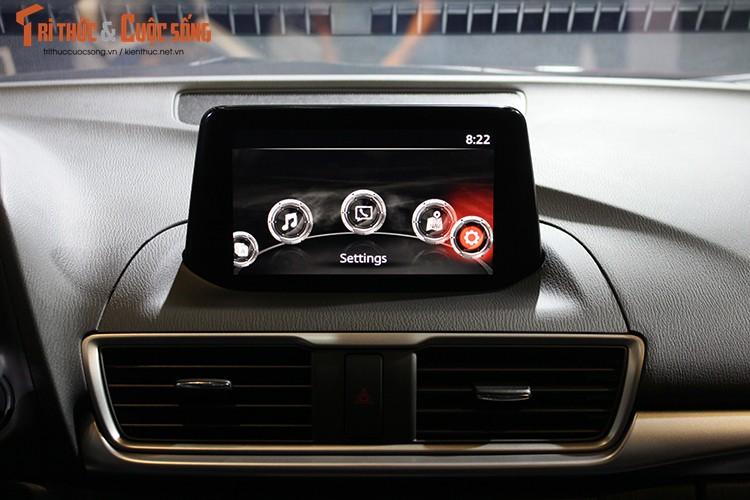 "Tang gia 30 trieu dong - Mazda3 phien ban 2017 co gi ""hot""?-Hinh-11"