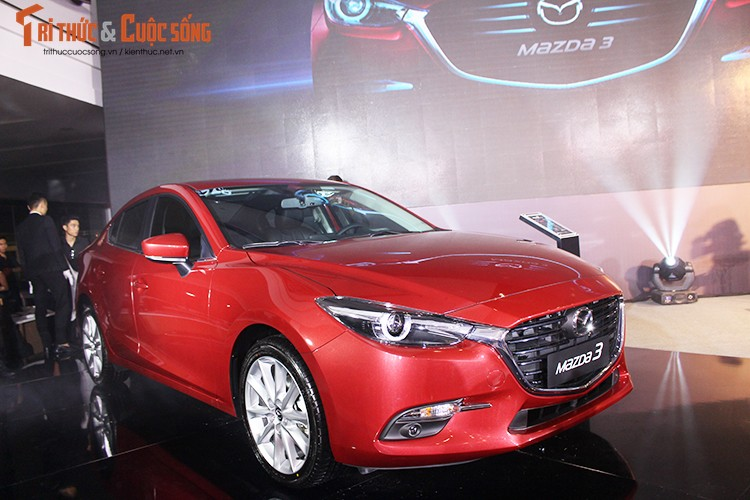 "Tang gia 30 trieu dong - Mazda3 phien ban 2017 co gi ""hot""?-Hinh-17"