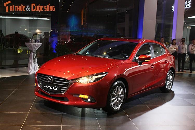 "Tang gia 30 trieu dong - Mazda3 phien ban 2017 co gi ""hot""?-Hinh-2"