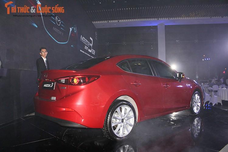 "Tang gia 30 trieu dong - Mazda3 phien ban 2017 co gi ""hot""?-Hinh-3"