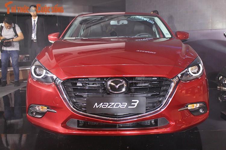 "Tang gia 30 trieu dong - Mazda3 phien ban 2017 co gi ""hot""?-Hinh-4"