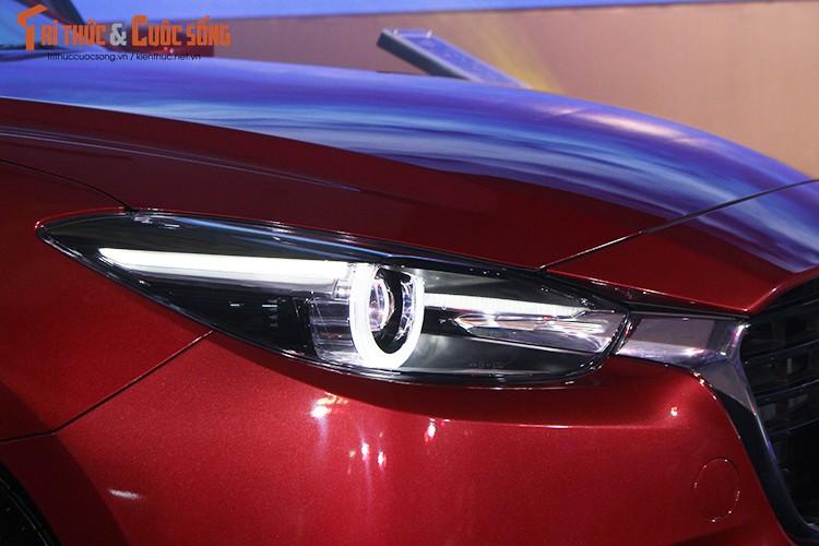 "Tang gia 30 trieu dong - Mazda3 phien ban 2017 co gi ""hot""?-Hinh-5"