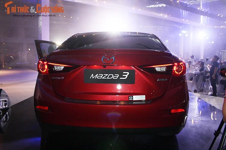 "Tang gia 30 trieu dong - Mazda3 phien ban 2017 co gi ""hot""?-Hinh-6"