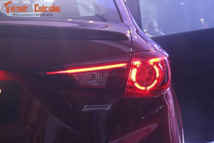 "Tang gia 30 trieu dong - Mazda3 phien ban 2017 co gi ""hot""?-Hinh-7"