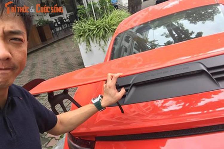"""Cuong Do La """"tau"""" Porsche 911 GT3 RS 13,8 ty dong?-Hinh-3"""