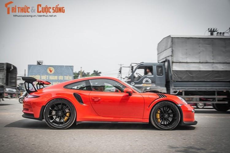 """Cuong Do La """"tau"""" Porsche 911 GT3 RS 13,8 ty dong?-Hinh-5"""