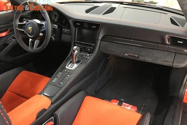 """Cuong Do La """"tau"""" Porsche 911 GT3 RS 13,8 ty dong?-Hinh-6"""