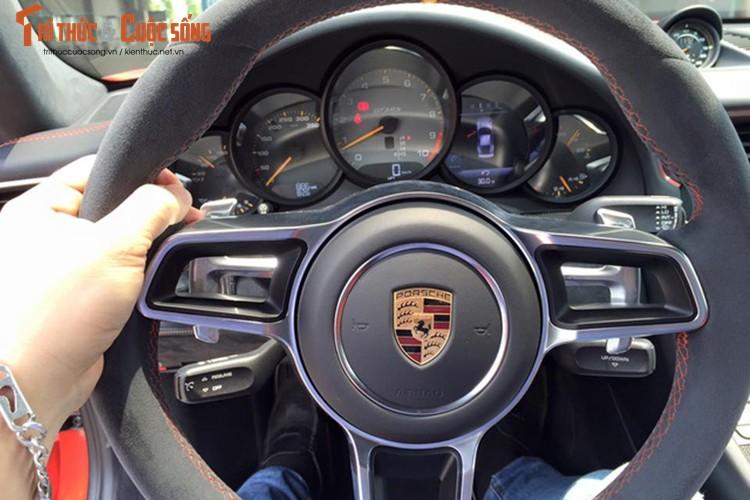 """Cuong Do La """"tau"""" Porsche 911 GT3 RS 13,8 ty dong?-Hinh-7"""