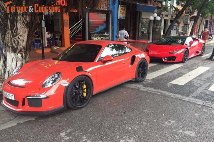 """Cuong Do La """"tau"""" Porsche 911 GT3 RS 13,8 ty dong?-Hinh-8"""