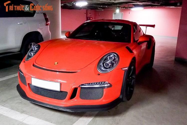 """Cuong Do La """"tau"""" Porsche 911 GT3 RS 13,8 ty dong?-Hinh-9"""