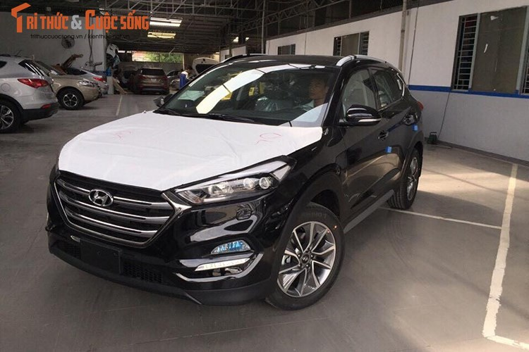 Hyundai Tucson 2017 gia gan 1 ty dong dau tien tai Ha Noi-Hinh-10