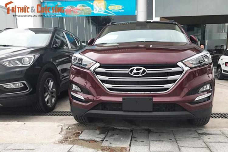 Hyundai Tucson 2017 gia gan 1 ty dong dau tien tai Ha Noi-Hinh-11