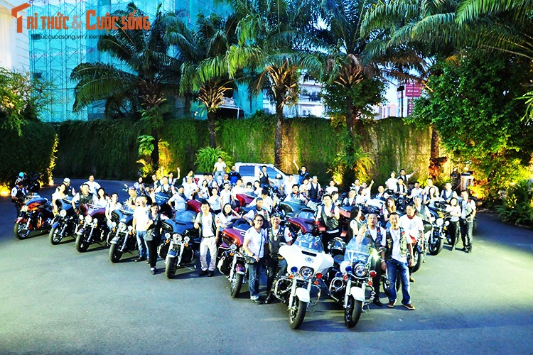 Gan 100 moto Harley-Davidson ra mat Clb HD - TP HCM-Hinh-2