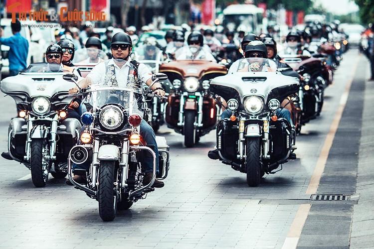 Gan 100 moto Harley-Davidson ra mat Clb HD - TP HCM-Hinh-7