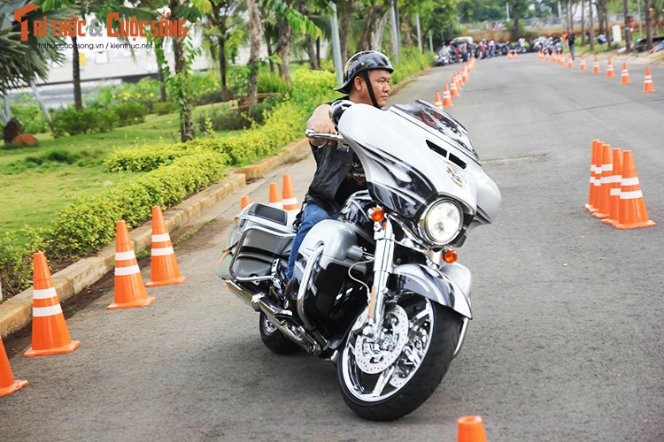 Gan 100 moto Harley-Davidson ra mat Clb HD - TP HCM-Hinh-9