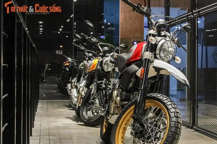 Ducati Viet Nam co showroom moto chuan 3S toan cau-Hinh-4
