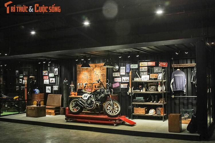 Ducati Viet Nam co showroom moto chuan 3S toan cau-Hinh-5