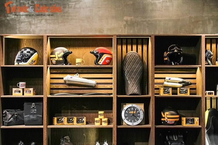 Ducati Viet Nam co showroom moto chuan 3S toan cau-Hinh-6